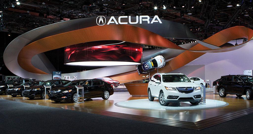 Acura (2014) CA