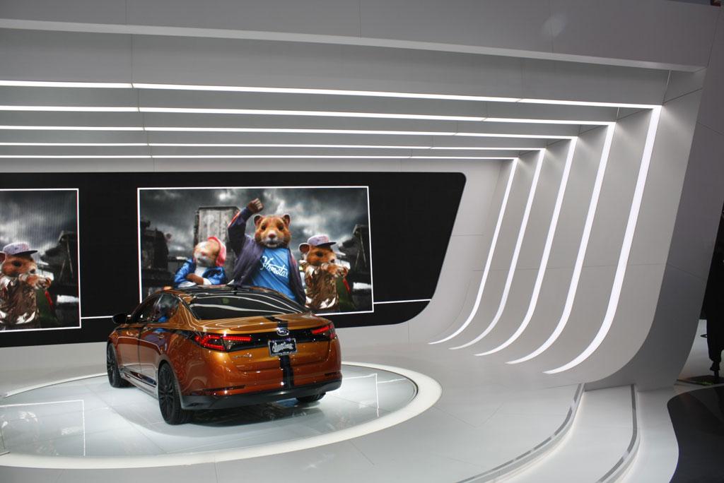 Kia Motors (2011) MI