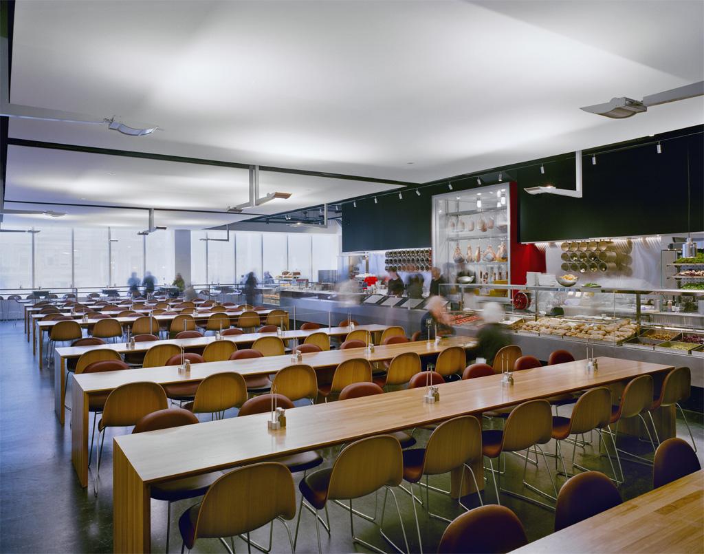 MOMA CAFÉ (2006) NY