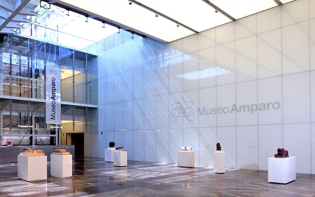 MUSÉE AMPARO (2012) MEX