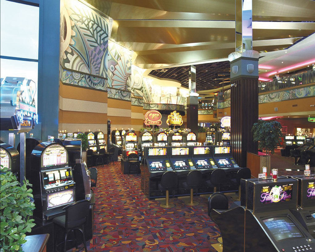 Palace Casino (2001) CANADA