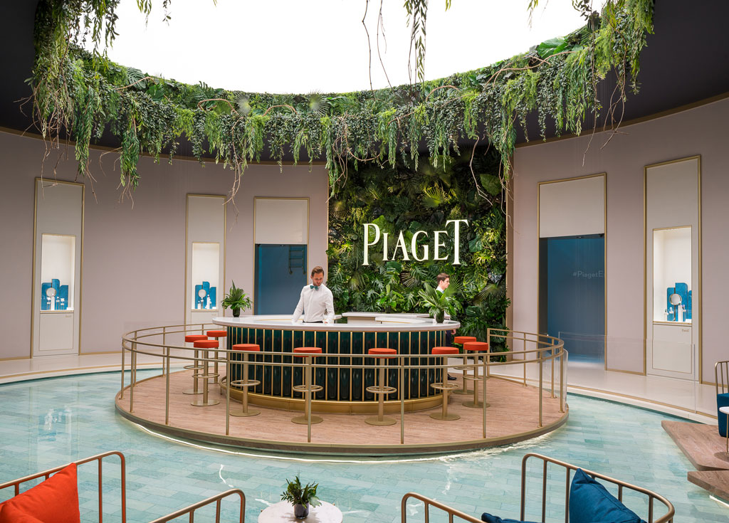 PIAGET EXHIBIT (2018) Geneva