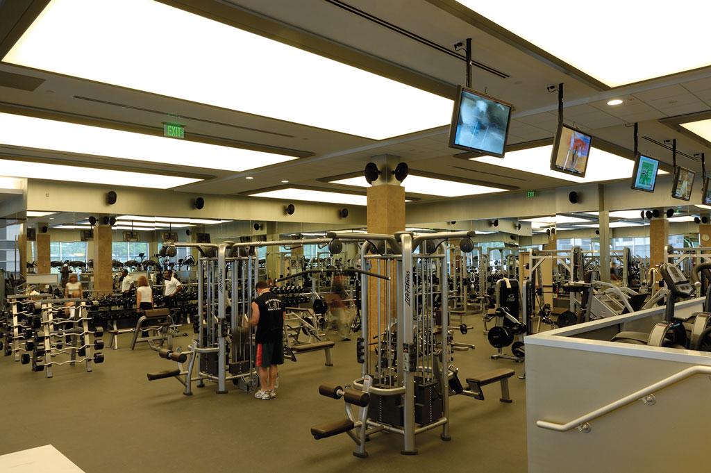 The Gym (2005) NJ