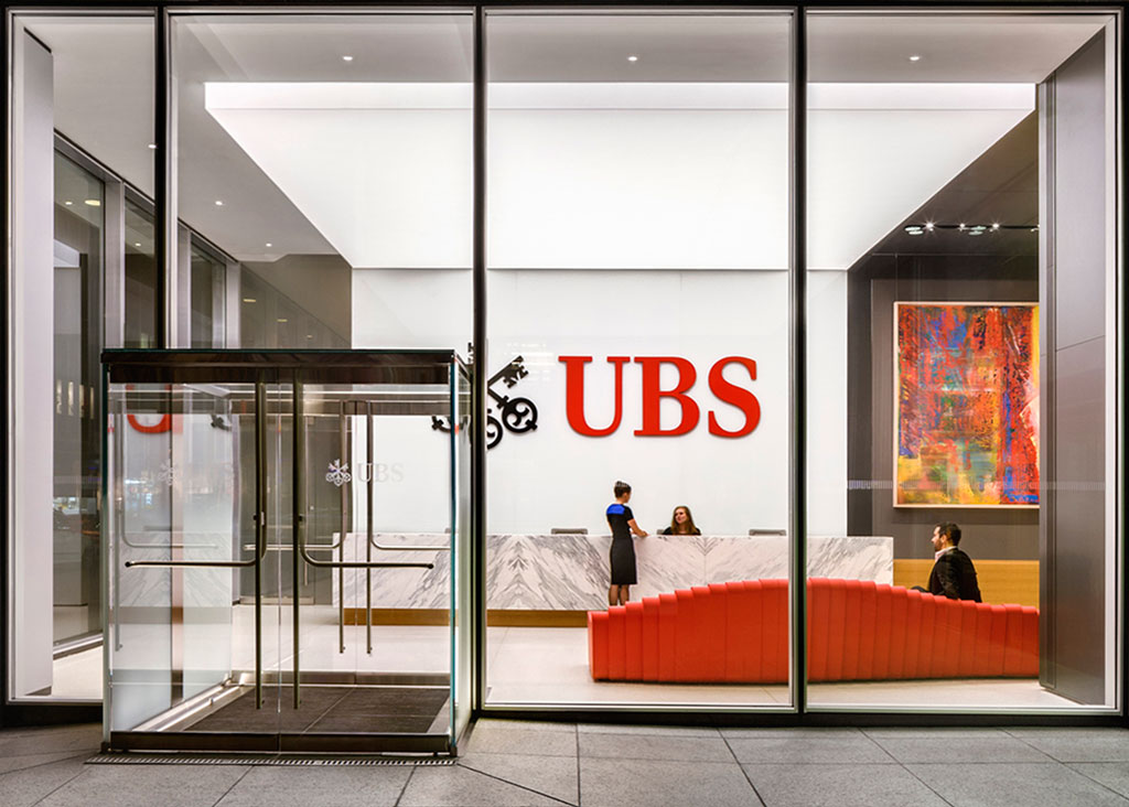 UBS WELCOME CENTER (2014) NY