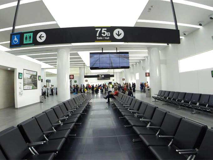 INTERNATIONAL AIRPORT (2016) MX