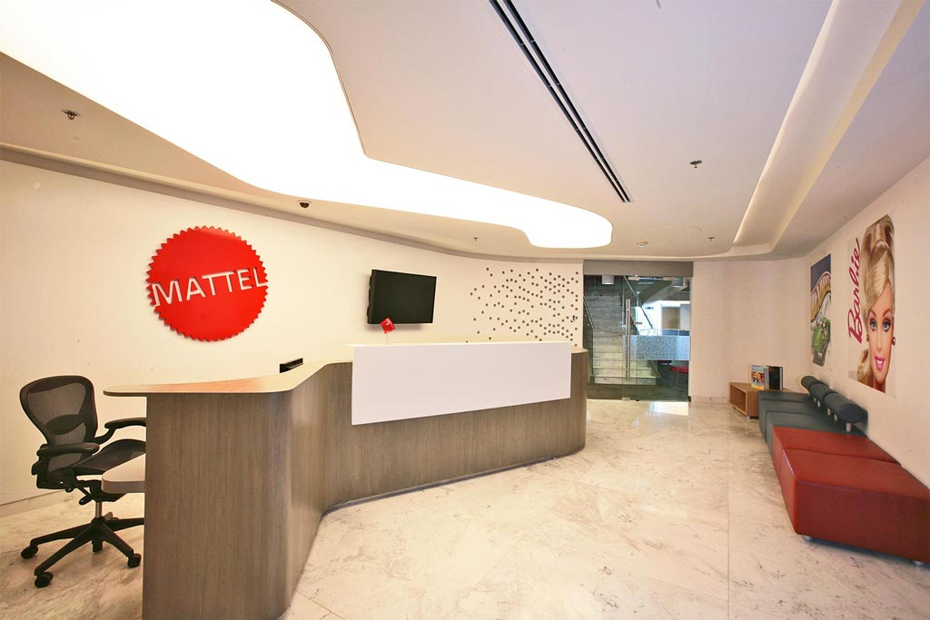 MATTEL OFFICE (2015) MEX