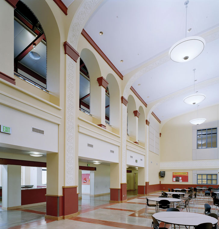 WEST SEATTLE H.S. (2002) WA