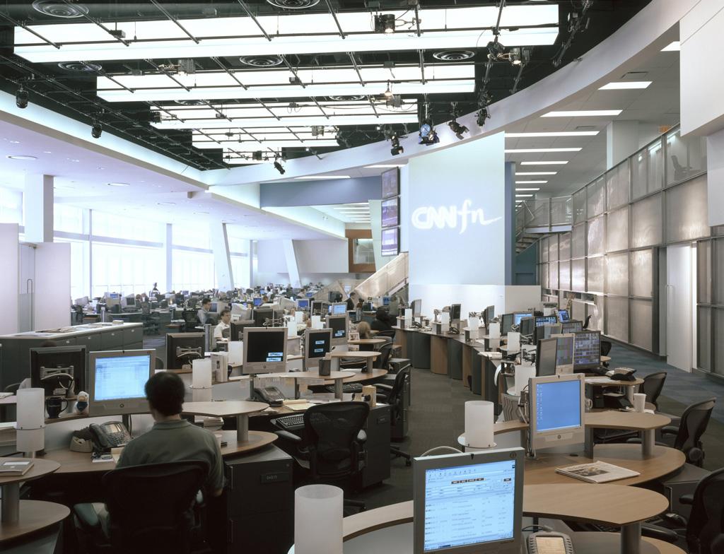 CNN STUDIOS (2004) NY