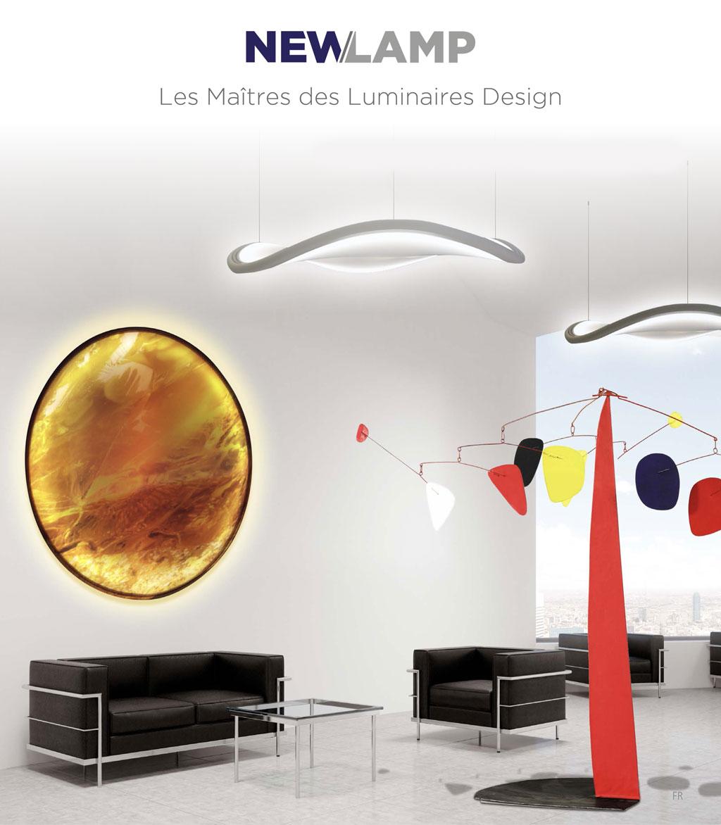 Les Maîtres des Luminaires Design