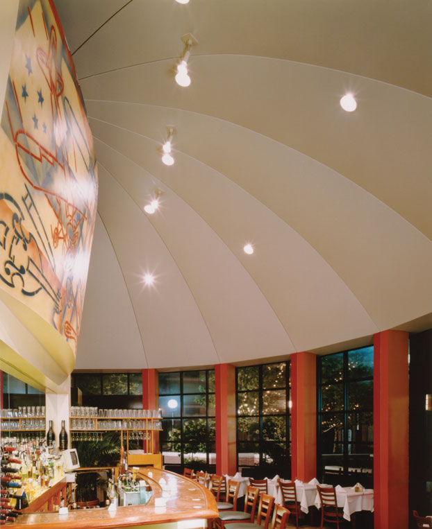 NEW WORLD GRILL (2000) NY