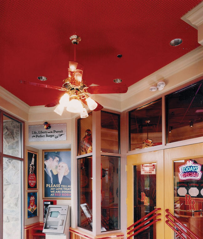 Red Robin (1997-1998) PA