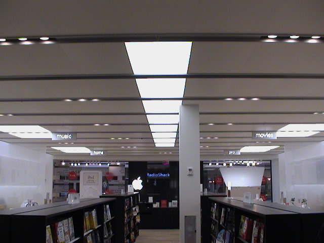 Apple Stores 2001 2013 Newmat Stretch Ceiling Amp Wall