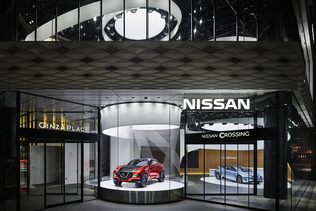 NISSAN CROSSING (2016) JAPAN