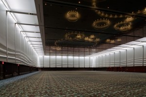 Bartell Hall Ballroom at the Kansas City Convention Center