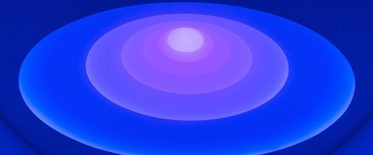 James Turrell Exhibit @ The Guggenheim