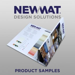 NEW/MAT Product Samples Book