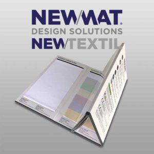 NEW/TEXTIL Samples book